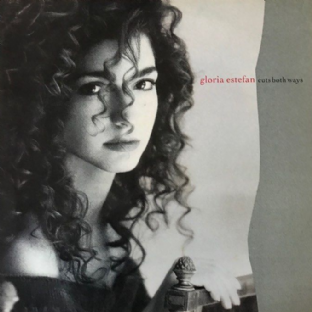 Gloria Estefan ‎- Cuts Both Ways (LP) (VG/VG)